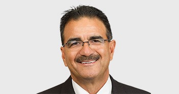 First person: Gil Garza, director of athletics