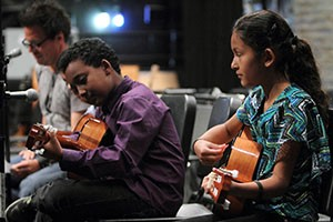 Wanted: Music educators to help kids learn to rock