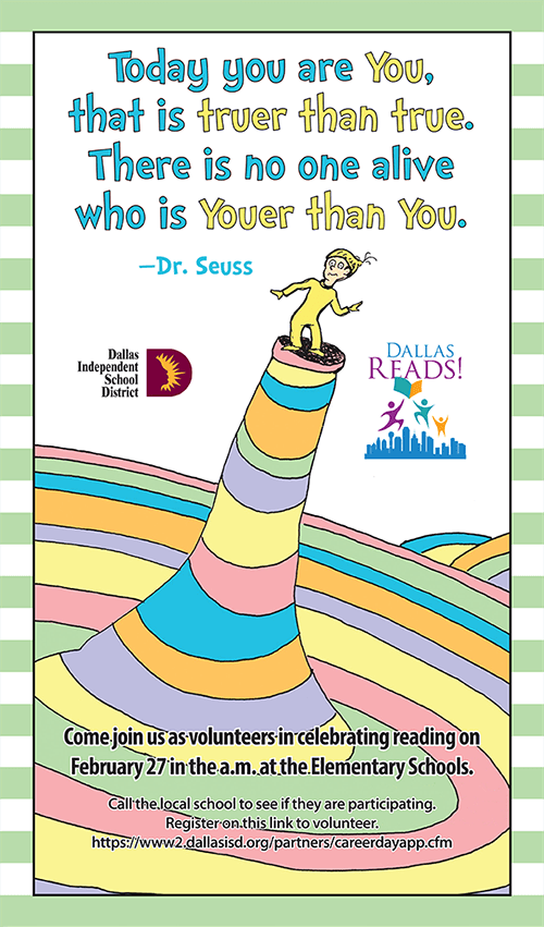 Dr. Suess Birthday